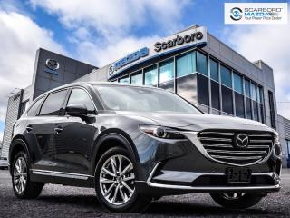 Used 2018 Mazda CX-9 GT|AWD|NAV|LEATHER|NO ACCIDENT for sale in Scarborough, ON
