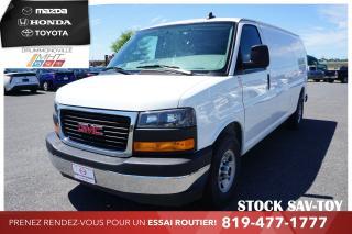 Used 2018 GMC Savana Allongé 3500 6l for sale in Drummondville, QC