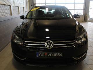 Used 2015 Volkswagen Passat Comfortline Camera for sale in Lasalle, QC