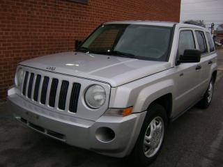 Used 2008 Jeep Patriot SPORT for sale in Oakville, ON