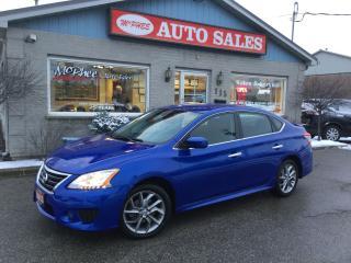 Used 2013 Nissan Sentra SV for sale in London, ON