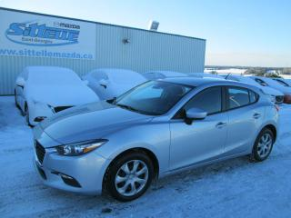 Used 2018 Mazda MAZDA3 Sport GX DEMO AUTOMATIQUE!!! for sale in St-Georges, QC