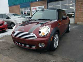 Used 2007 MINI Cooper for sale in St-Eustache, QC