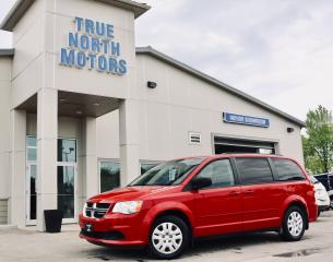 Used 2014 Dodge Grand Caravan SXT Stow N Go Clean Carfax Rear Air/Heat for sale in Selkirk, MB