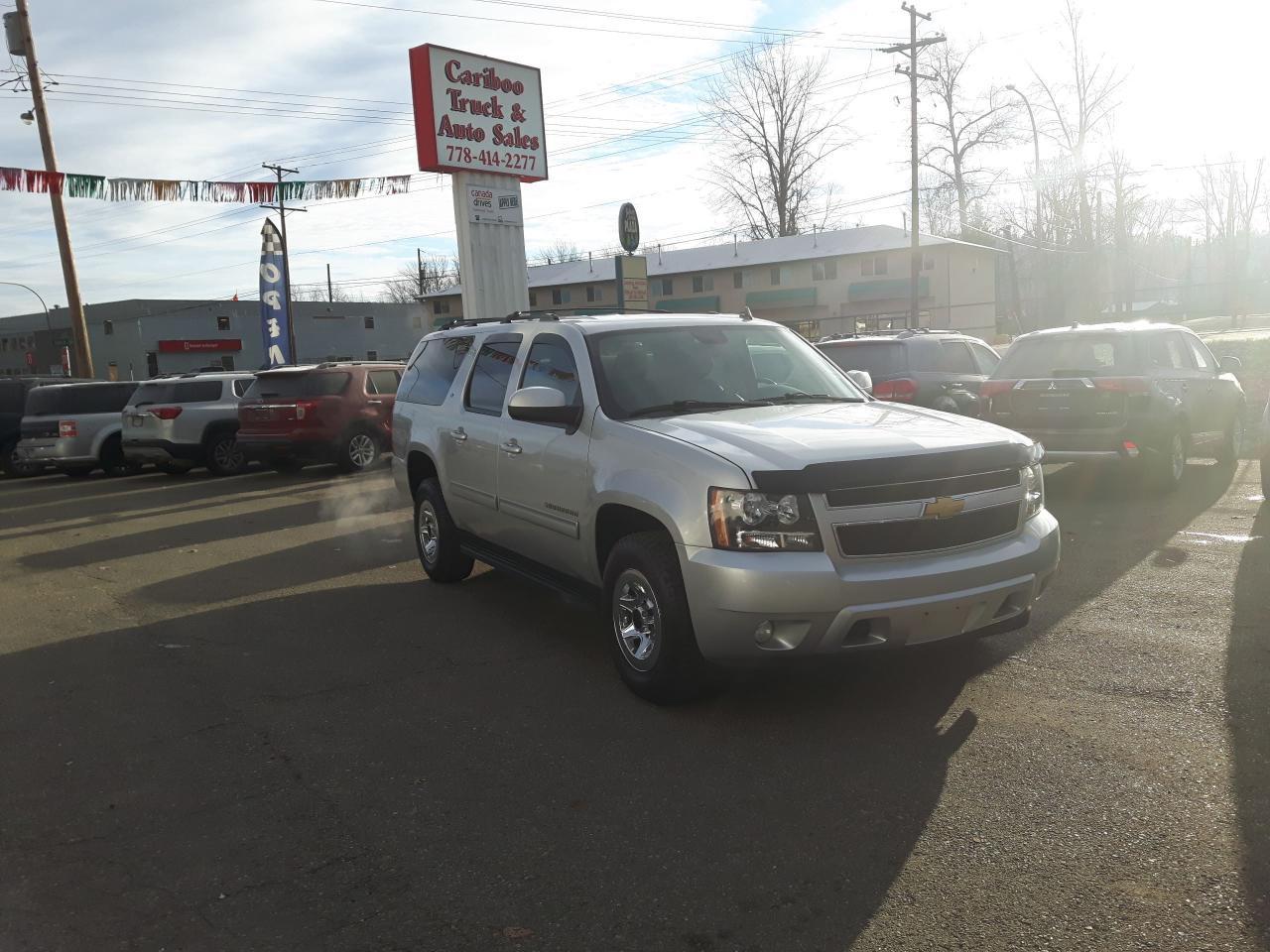 2011 Chevrolet Suburban LT w/1SC
