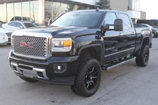 Used 2015 GMC Sierra 2500 Denali for sale in Oakville, ON