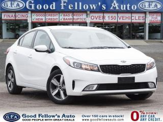 Used 2018 Kia Forte LX PLUS MODEL, REARVIEW CAMERA for sale in Toronto, ON