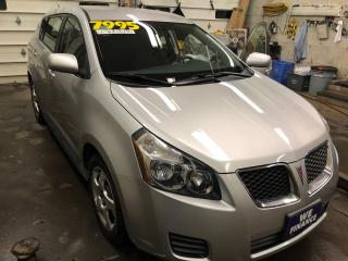Used 2010 Pontiac Vibe for sale in St Catharines, ON