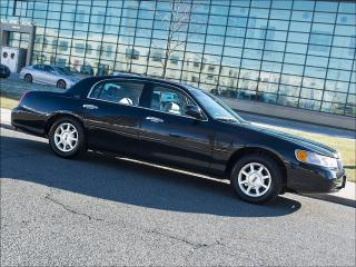 Used 2000 Lincoln Town Car SIGNATURE SERIES|WINTER RIMS AND TIRES for sale in Toronto, ON