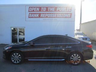 Used 2016 Hyundai Sonata LIMITED for sale in Toronto, ON