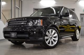 Used 2013 Land Rover Range Rover SPORT HSE LUXURY for sale in Laval, QC