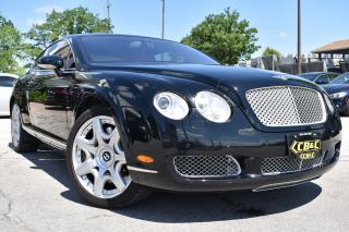 Used 2006 Bentley Continental CERTIFIED - WE F! MULLINER GT l CLEAN CARPROOF for sale in Oakville, ON