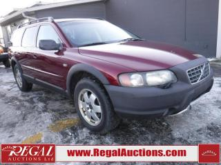 Used 2001 Volvo V70 XC 4D WAGON AWD for sale in Calgary, AB