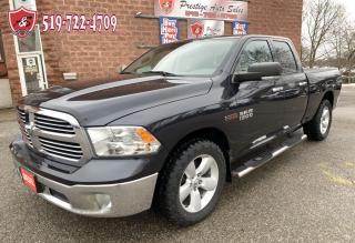 Used 2015 RAM 1500 SLT/ECODIESEL/4X4/QUAD CAB/ONE OWNER/NO ACCIDENT for sale in Cambridge, ON