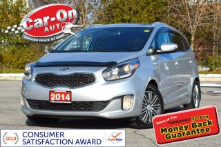 Used 2014 Kia Rondo 7-Seater HTD SEATS BLUETOOTH ONLY 36, 000 KM for sale in Ottawa, ON