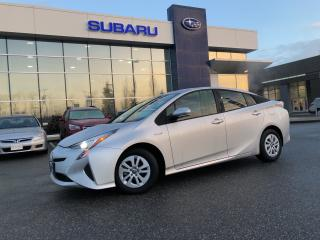 Used 2016 Toyota Prius Hybrid - No Accidents for sale in Port Coquitlam, BC