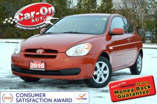 Used 2010 Hyundai Accent SE A/C CRUISE POWER GROUP for sale in Ottawa, ON