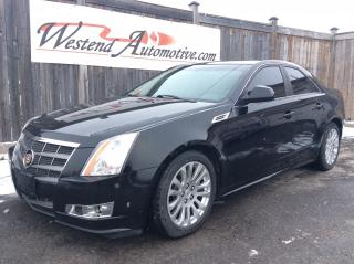 Used 2010 Cadillac CTS 3.0L for sale in Stittsville, ON