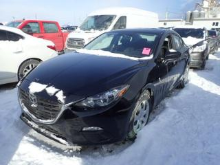Used 2015 Mazda MAZDA3 GX Auto Bluetooth/Alloys/Keyless&GPS* for sale in Mississauga, ON
