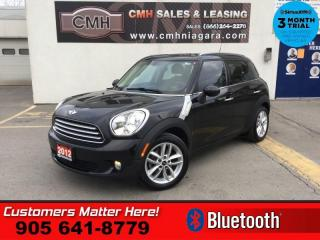 Used 2012 MINI Cooper Hardtop Countryman  HS BT/USB ROOF LEATHERETTE BUTTON-START 17