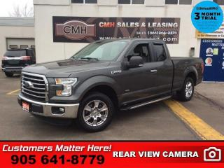 Used 2015 Ford F-150 XLT  XTR-PKG CAM HS PS  SYNC REMOTE STEPS SL-WINDOW for sale in St. Catharines, ON