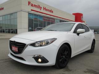 Used 2015 Mazda MAZDA3 GS, Heated Seats, Back up cam! for sale in Brampton, ON