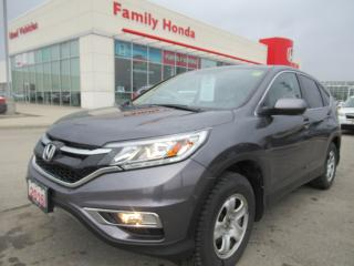 Used 2016 Honda CR-V EX, HONDA CERTIFIED!! for sale in Brampton, ON