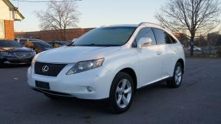 Used 2010 Lexus RX 350 ULTRA PREMIUM * NAVI* LEATHER * CAMERA * AWD for sale in Woodbridge, ON