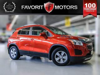 Used 2015 Chevrolet Trax LT 1LT | Backup Camera | Bose Audio | Bluetooth for sale in North York, ON