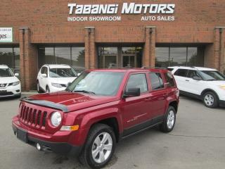 Used 2012 Jeep Patriot SPORT | 4WD | ALLOYS | SUNROOF | BLUETOOTH for sale in Mississauga, ON