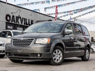 Used 2010 Chrysler Town & Country 4DR WGN TOURING for sale in Oakville, ON