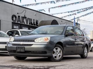 Used 2004 Chevrolet Malibu 4dr Sdn LS for sale in Oakville, ON
