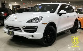 Used 2014 Porsche Cayenne Platinum Edition for sale in North York, ON