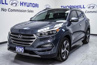 New 2018 Hyundai Tucson 1.6T AWD Ultimate  - Navigation for sale in Thornhill, ON