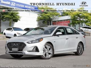 New 2018 Hyundai Sonata Hybrid Limited for sale in Thornhill, ON