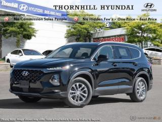 New 2019 Hyundai Santa Fe 2.4L Essential w/Safety Pkg/Dk Chrome Accent AWD for sale in Thornhill, ON