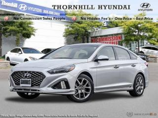 New 2019 Hyundai Sonata Ultimate  - Leather Seats for sale in Thornhill, ON