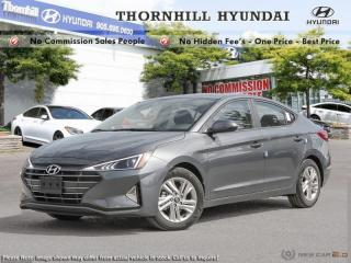 Used 2019 Hyundai Elantra Preferred  AT  - Heated Seats for sale in Thornhill, ON