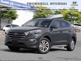 New 2018 Hyundai Tucson 2.0L AWD Luxury  - Navigation for sale in Thornhill, ON