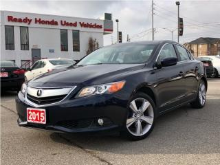 Used 2015 Acura ILX Premium Pkg - Leather - Roof - Rear Camera for sale in Mississauga, ON