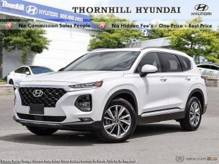 New 2019 Hyundai Santa Fe 2.4L Essential FWD for sale in Thornhill, ON