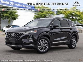 New 2019 Hyundai Santa Fe 2.4L Preferred w/Dark Chrome Accent AWD for sale in Thornhill, ON