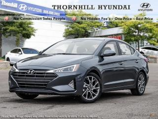 New 2019 Hyundai Elantra LUXURY AUTO for sale in Thornhill, ON
