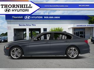 Used 2014 BMW 3 Series 328i xDrive  Leather, Bluetooth, Heated Seats, Sunroof, MP3 for sale in Thornhill, ON