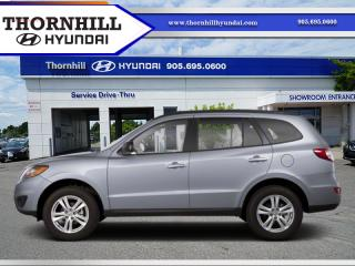 Used 2010 Hyundai Santa Fe GL for sale in Thornhill, ON