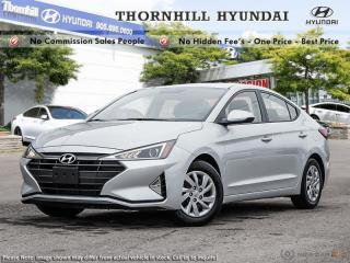New 2019 Hyundai Elantra Essential AT for sale in Thornhill, ON