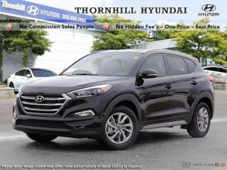 New 2018 Hyundai Tucson 2.0L FWD Premium  - Heated Seats for sale in Thornhill, ON