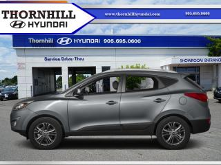 Used 2015 Hyundai Tucson GL  - Bluetooth for sale in Thornhill, ON