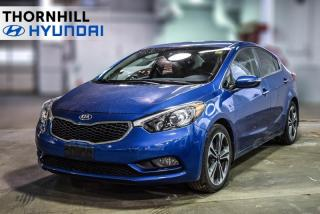 Used 2014 Kia Forte EX  -  Heated Seats -  Bluetooth for sale in Thornhill, ON
