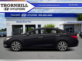 Used 2014 Hyundai Sonata SE  - Sunroof -  Leather Seats for sale in Thornhill, ON